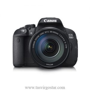 (EOS 700D Kit II (EF S18-135 IS STM