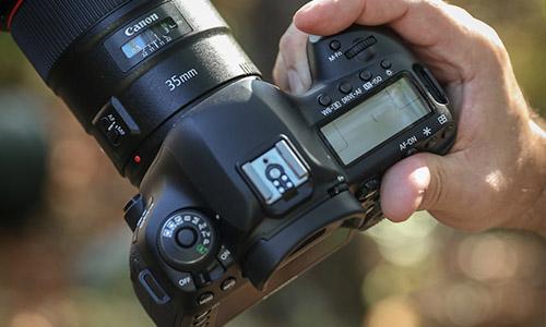 دوربین کانن EOS 5D Mark IV Body