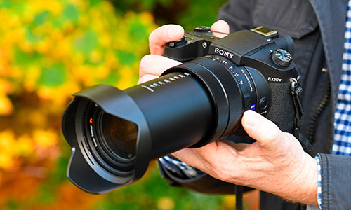 دوربین سونی Sony Cyber-shot DSC-RX10 IV