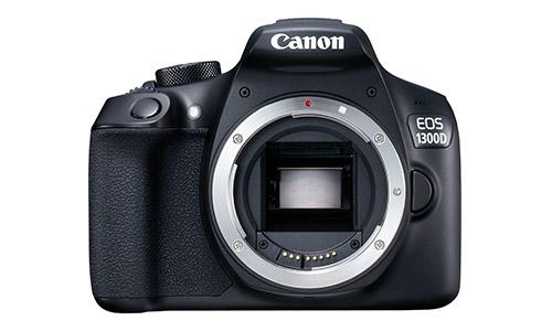 Canon EOS 1300D 18 55mm IS II